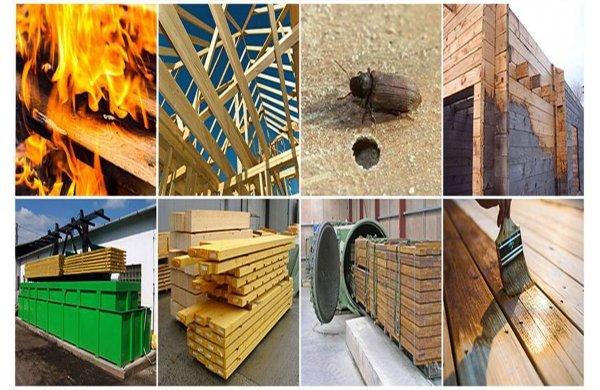 Soluțiile pentru tratarea lemnului Bochemit