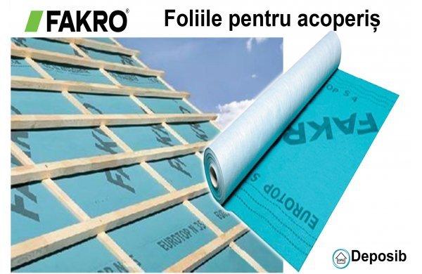 Folii pentru acoperiș Fakro