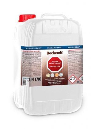 Solutie curatare lemn innegrit si mucegai - Bochemit Antimucegai 15 Kg