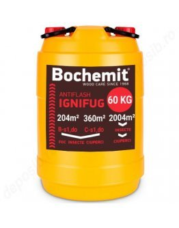 Solutie ignifugare Bochemit Antiflash 60 Kg transparent