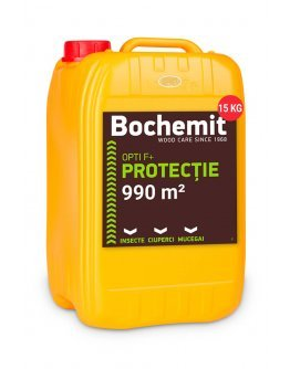 Tratament preventiv lemn Bochemit Opti F+ transparent 15kg