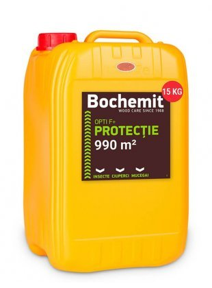 Tratament preventiv lemn Bochemit Opti F+ maro 15kg