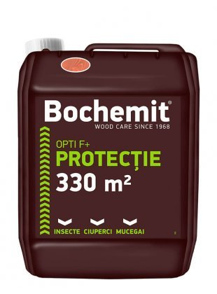 Tratament preventiv lemn Bochemit Opti F+ maro 5kg