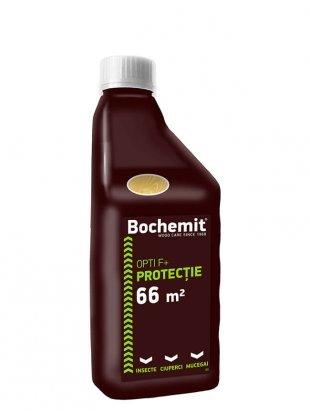 Tratament preventiv lemn Bochemit Opti F+ transparent 1kg