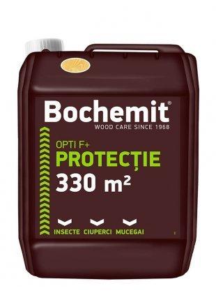 Tratament preventiv lemn Bochemit Opti F+ transparent 5kg