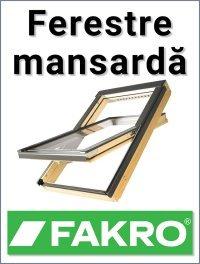 Ferestre Mansarda Fakro