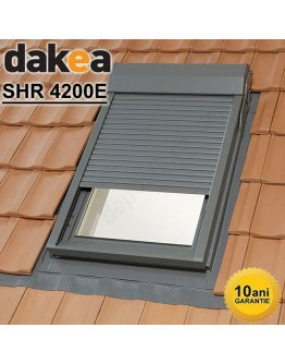 Roleta exterioara aluminiu electrica Dakea SHR