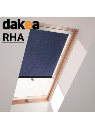 Rulouri interior transparent fereastra mansarda Dakea RHA