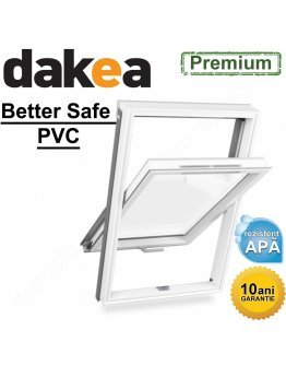 Fereastra mansarda + rama Dakea Better Safe PVC