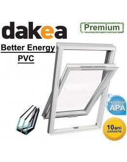 Fereastra mansarda + rama Dakea Better Energy PVC