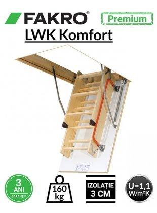 Scara pod Fakro LWK Komfort
