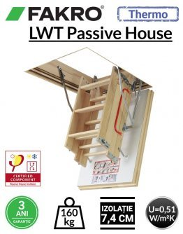 Scara pod super thermo LWT Passive House