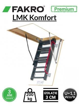 Scara pod metal Fakro LMK Komfort