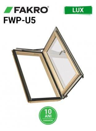 Fereastră mansarda acces acoperis termoizolanta Fakro FWP U5