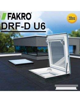Fereastra acces acoperis terasa Fakro DRF-D U6