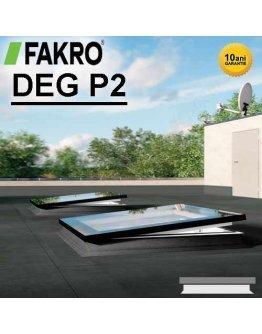 Fereastră electrica acoperis terasa Fakro DEG P2