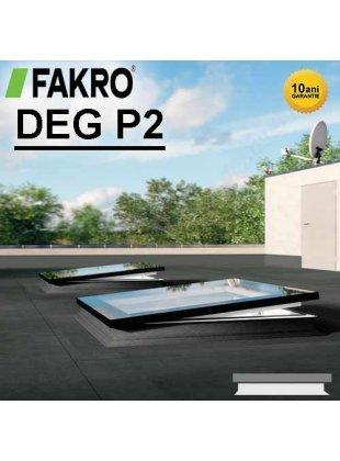 Fereastră electrica Fakro DEG P2
