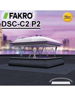 Fereastra evacuare fum Fakro DSC-C2 P2
