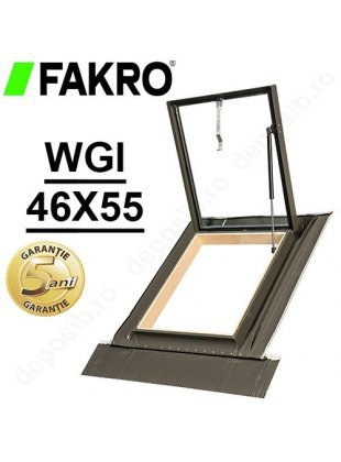Fereastra luminator Fakro WGI 46x55