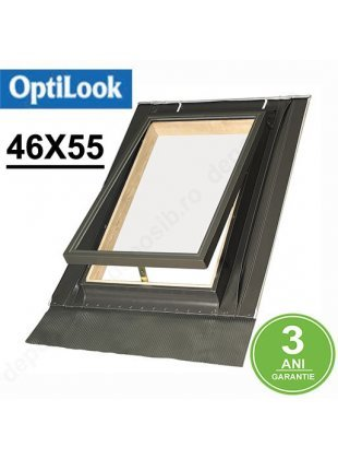 Fereastra luminator Optilook 46x55