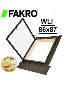 Fereastra luminator Fakro WLI 86x87