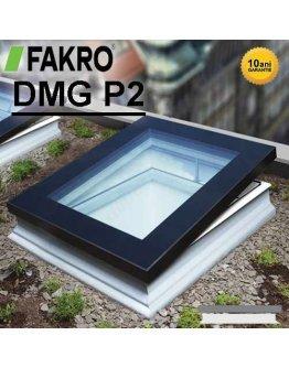 Fereastra manuala acoperis terasa Fakro DMG P2