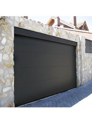 Usa de garaj Optimal 40 RAL 9101, maro 3000x2125