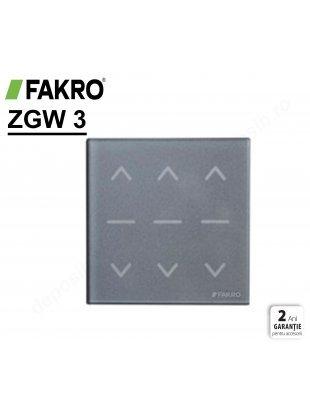 Panou de comandă wireless ZWG3 Fakro