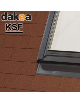 Rame de etanşare pentru învelitori plate Dakea KSF
