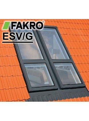 Rame de etanșare pentru ferestre balcon Fakro