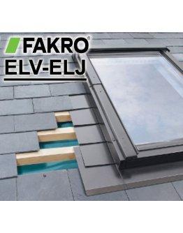 Rame de etansare pentru plăci din ardezie Fakro ELV, ELJ