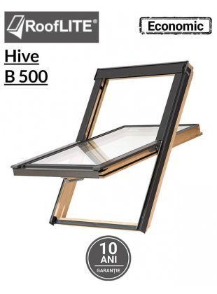 Fereastra de mansarda RoofLITE Hive B 500