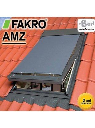 Rulou exterior Fakro AMZ,  protectie impotriva caldurii, rezistenta UV
