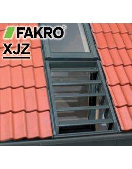 Sistem de umbrire pentru ferestre atic Fakro XJZ