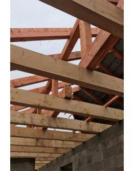 Solutie tratare preventiva lemn Bochemit Opti F maro 1Kg