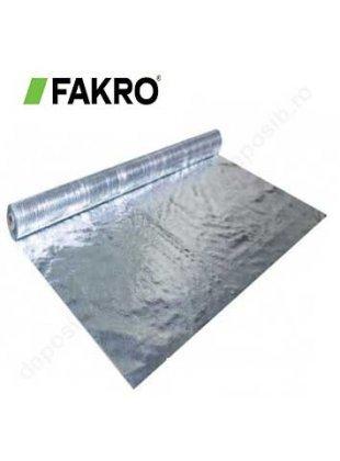 Folie bariera de vapori Fakro Termofol 90 aluminiu