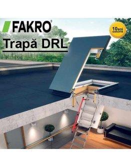 Trapă acces acoperis terasa Fakro DRL