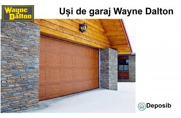 Usile de garaj Wayne Dalton