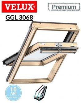 Fereastra de mansarda Velux GGL 3068  Premium - cu maner sus