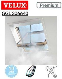 Fereastra pentru evacuarea fumului Velux GGL 307040
