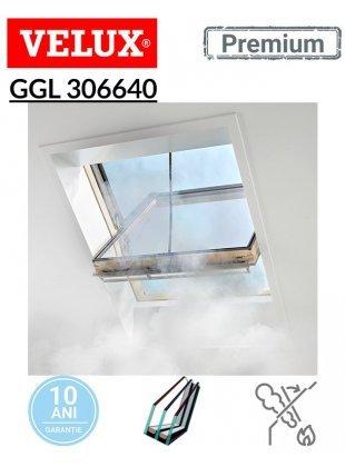 Fereastra pentru evacuarea fumului Velux GGL 306640