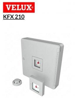Kit de actionare pentru evacuare fum Velux KFX 210