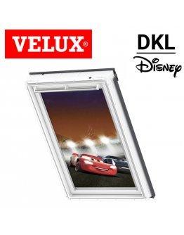 Rulou interior opac Velux DKL Disney - pentru camera copiilor