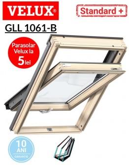 Fereastra de mansarda Velux GLL 1061 B  Standard Plus - maner jos