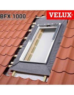 Folie hidroizolatoare si jgheab de drenaj Velux BFX 1000