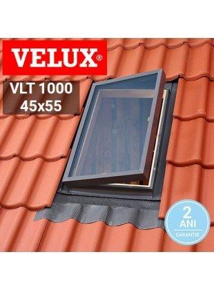Fereastra Velux pentru acces pe acoperis VLT 1000 45x55