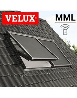 Rulou exterior parasolar Velux MML cu actionare electrica