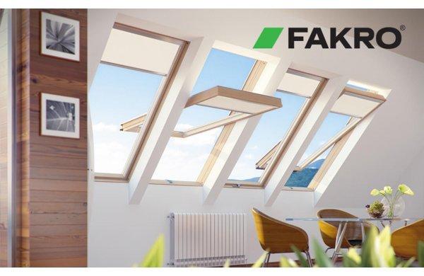 Alege o fereastra de mansarda Fakro