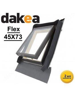 Fereastra luminator Dakea Flex 45x73
