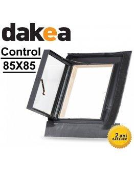 Fereastra luminator Dakea Control 85x85